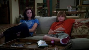 Two and a Half Men 07x07 : Untainted by Filth- Seriesaddict
